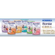 MONGE Dog Grill  паучи для собак кура/индейка