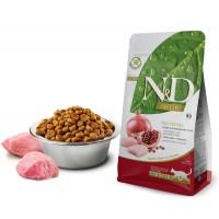 Farmina N&D PRIME д/к стерилизованных курица с гранатом 10 кг