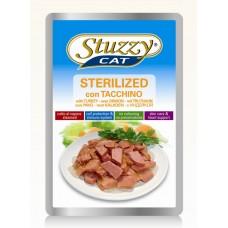 STUZZYCAT консервы для стерилизованных и кастрированных кошек