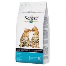 SCHESIR сухой корм для кошек Рыба