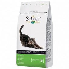SCHESIR сухой корм для кошек Ягненок